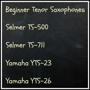 Selmer AS 500, Selmer AS-711 (Prelude), Yamaha YAS-23, Yamaha YAS-26